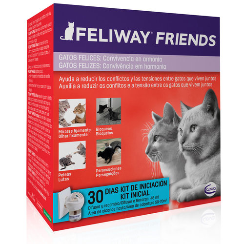 Ceva Feliway Friends Difusor + Recarga 48 ml