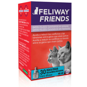 Ceva Feliway Friends Recarga 48 ml