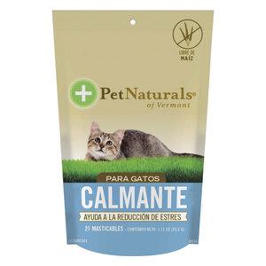 Pet Naturals Calmantes para Gatos (21 C/U)