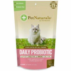 Pet Naturals Digestión Diaria Para Gatos (30 C/U)