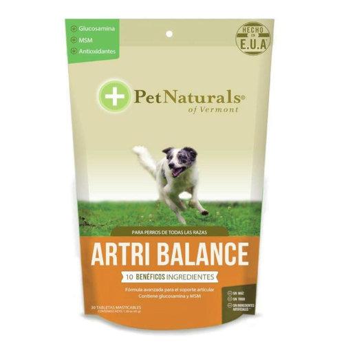 Pet Naturals Artri Balance Para Perros (30 C/U)