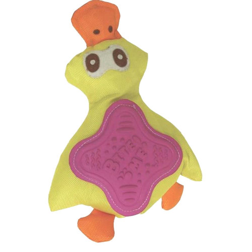 Petit Monsters Pato Con Squeaker