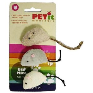 Petit Monsters Raton Ecologicos