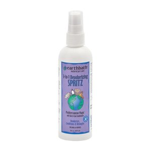 Earthbath Desodorizante para Olores Fuertes - 8 oz