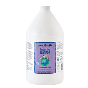 Earthbath Shampoo para Olores Fuertes -  3.7 l (1 Galón)