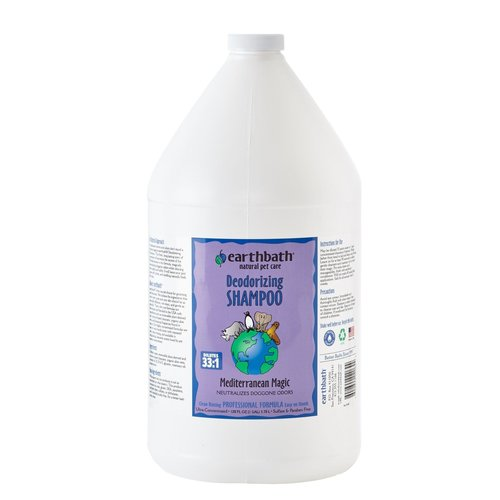 Earthbath Shampoo para Olores Fuertes - 1 Galón