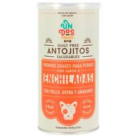 Canine Premios Guilt Free Antojitos Saludables Enchiladas 156 g