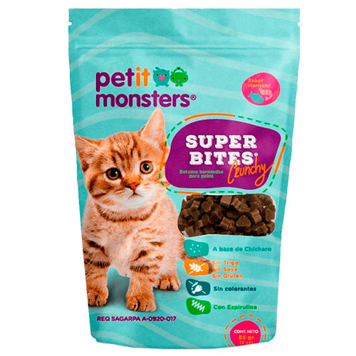 Petit Monsters Super Bites Crunchy 85 g