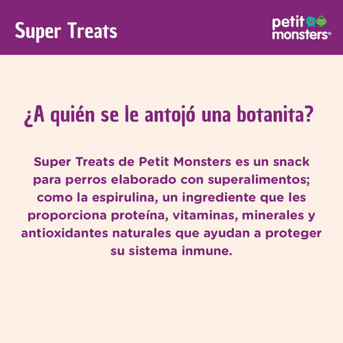 Petit Monsters Canine Premios Super Treats 180 G