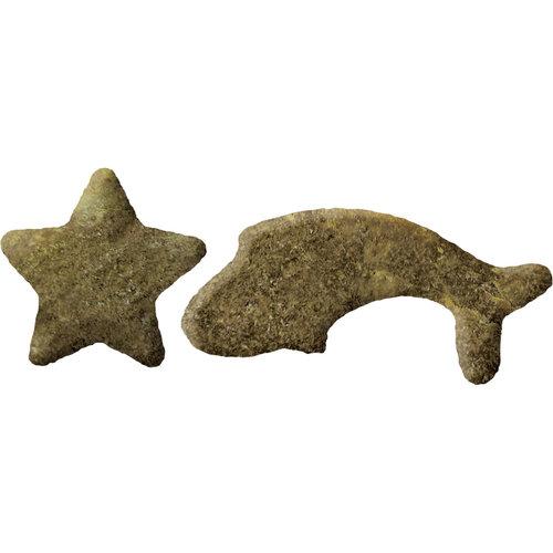 Emerald Pet Feline Premios Wholly Fish Digestive Health Atún 3 oz