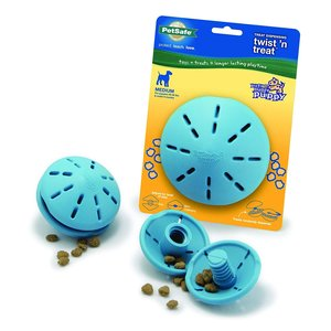 Pet Safe Juguete Busy Buddy Puppy Twist N Treat Pet Safe Chico