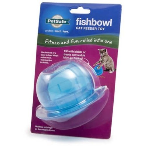 Pet Safe Juguete Fishbowl ® Interactive Cat Toy