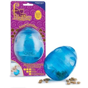 Pet Safe Juguete Gato Egg-Cersizer