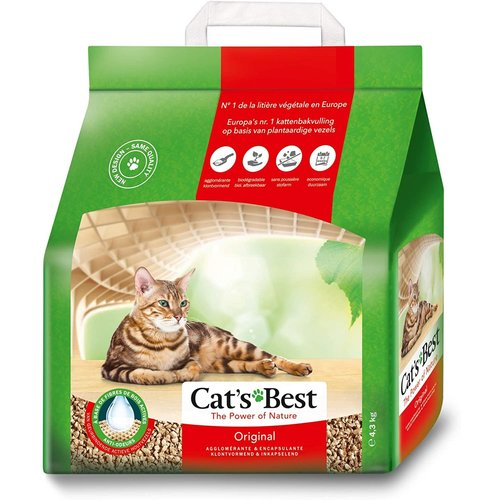 Cat´s Best Arena Oko Plus Gato
