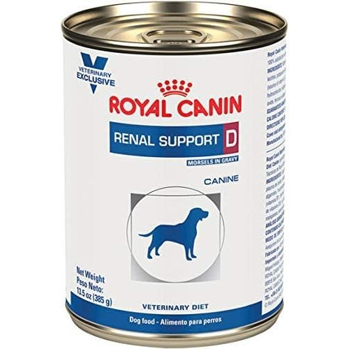 Royal Canin Canine Lata Renal Support D MIG 385 g