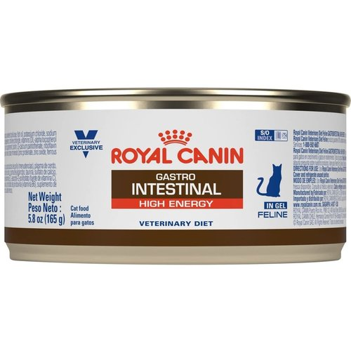 Royal Canin Feline Lata Gastro Intestinal High Energy 165 g