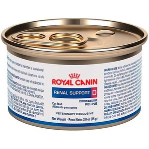 Royal Canin Feline Lata Renal Support D MIG 85 g