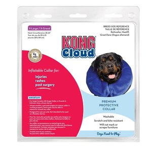 Kong Collar Isabelino Cloud