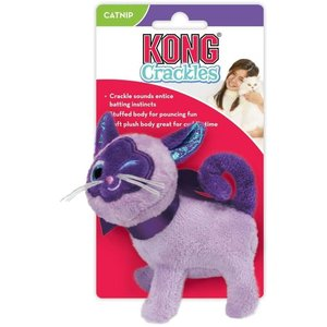 Kong Gato Crackles Winkz Cat
