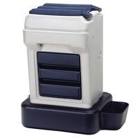 Dispensador K-9 Café - (11.5 kg Feeder + 18 litros. Waterer)