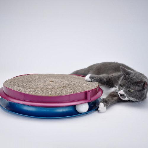 Bergan Juguete Mega Turbo Star Cat Toy