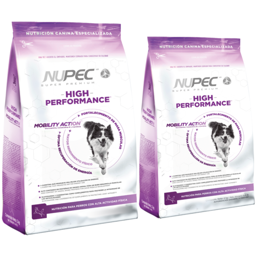 Nupec Canine High Performance
