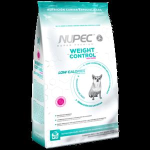 Nupec Canine Weight Control Razas Pequeñas