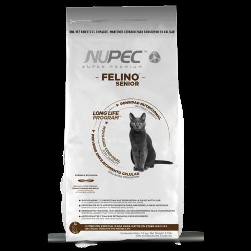 Nupec Feline Senior