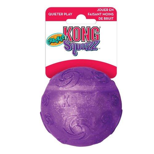 Kong Pelota Squezze Crackle