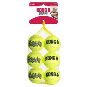 Kong Pelota SqueakAir Ball M (6 pza)