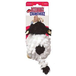 Kong Peluche Cruncheez Vaca