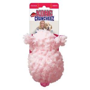 Kong Peluche Cruncheez Cerdo