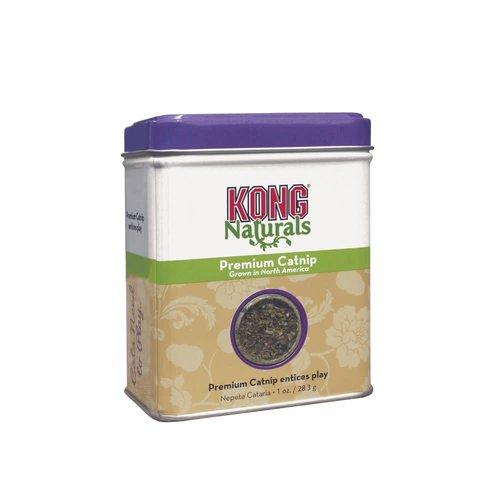 Kong Premium Catnip de Norte Ámerica (1 oz)