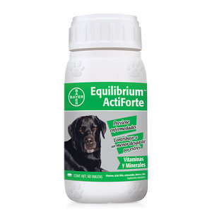 Bayer Equilibrium Actiforte 60 Tabletas