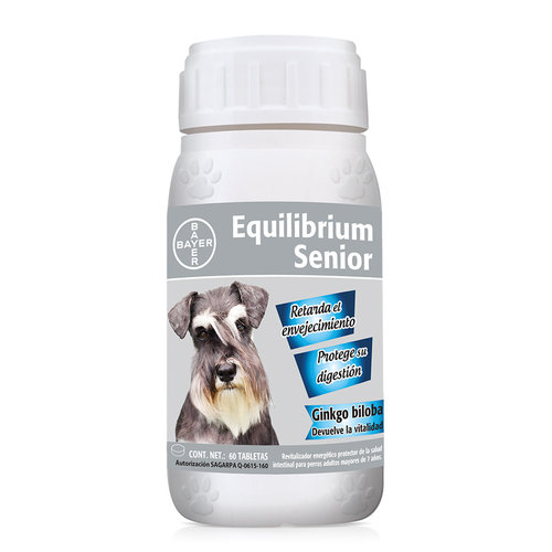 Bayer Equilibrium Senior 60 Tabletas