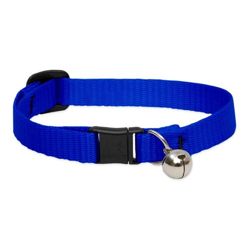 Lupine Pet Collar Con Cascabel Basic Solids