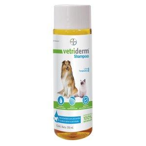 Bayer Shampoo Vetriderm Terapéutico 350 ml