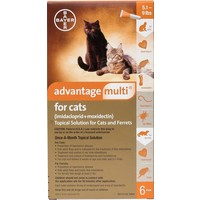Pipeta Advantage Multi Para Gato