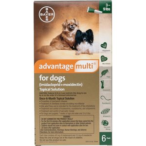 Bayer Canine Pipeta Advantage Multi