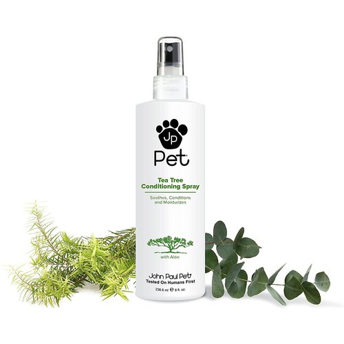 John Paul Pet Acondicionador Spray Tea Tree 236.6 ml (8oz)