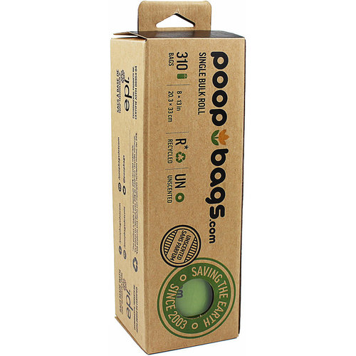 Poop Bags Dispensador Bolsas Biodegradables  (300 pza)