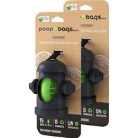 Dispensador De Bolsas Biodegradables (incluye 15 pza)