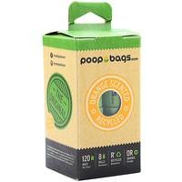 Caja Bolsas Biodegradables Con Aroma (8 rollos-120 pza)