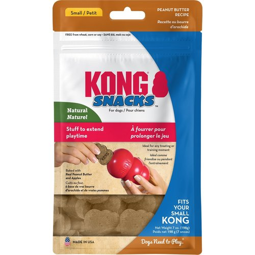 Kong Canine Galleta Premio Galleta Kong Crema Cacahuate