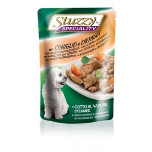 Stuzzy Canine Sobre Speciality Dog Conejo Mas Vegetales 100 g