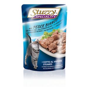 Stuzzy Feline Sobre Speciality Pescado Blanco Cat 100 g