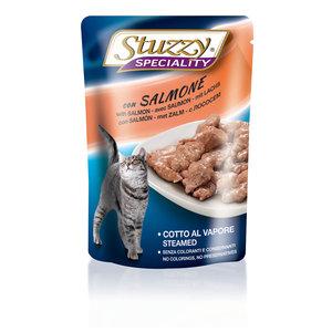 Stuzzy Feline Sobre Speciality Cat Salmon 100 g