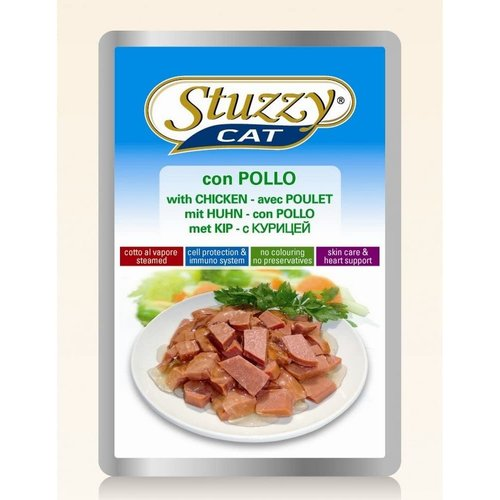 Stuzzy Feline Sobre Cat Pollo Adulto 100 g