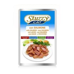 Stuzzy Feline Sobre Cat Salmon Adulto 100 g