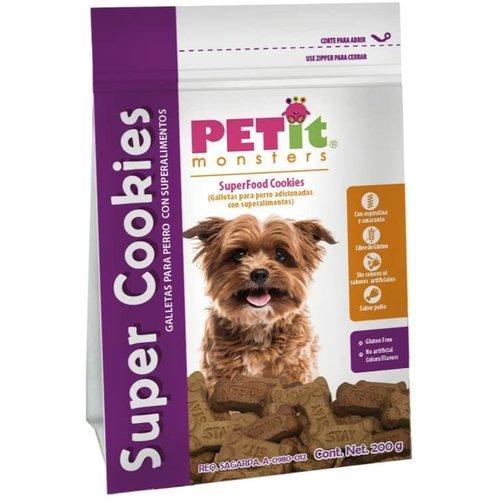 Petit Monsters Canine Premios Super Cookies 200 g